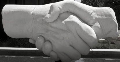 Konfliktmoderation teamkonflikte loesen 415x215 Teamentwicklung   Grundlagen und weiterführende Quellen