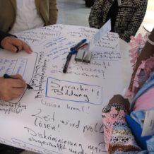 Leitbildentwicklung - Gruppenergebnisse