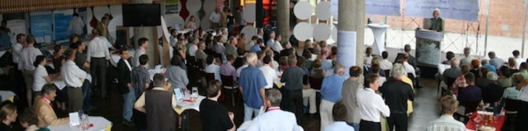 World Café - input vor den Tischdiskussionen
