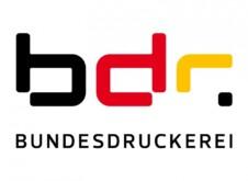 Logo Bundesdruckerei