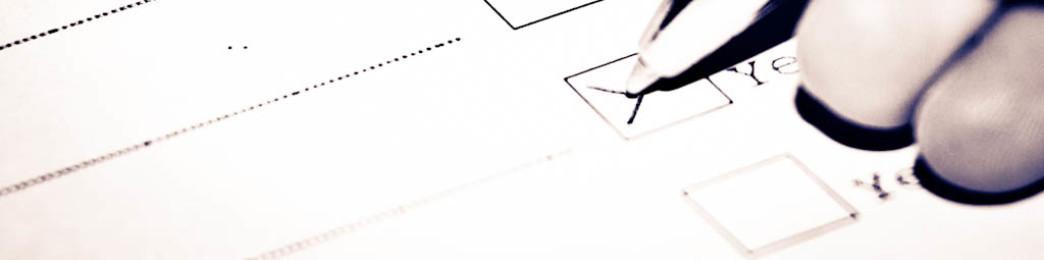 Checkliste OE-Prozesse